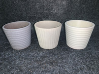 Nature Stone Ceramic Pots 2.5""