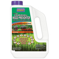 BONIDE 4lbs DuraTurf Crabgrass & Weed Preventer for Lawns and Ornamental beds