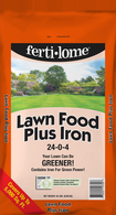 Fertilome  Lawn Food Plus Iron 20 lb.