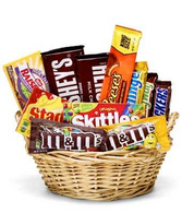 You Mean A Lot Candy Basket