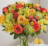 Citrus Sunrise Bouquet