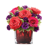 Rose Garden Romance Bouquet