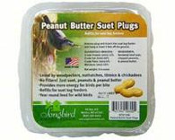 Songbird Essentials 9.4 oz. Peanut Butter Suet Plugs