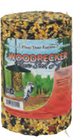 Pine Tree Farms 40 oz. Woodpecker Seed Log