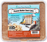 Pine Tree Farms 3 # Peanut Butter Suet (12/case)