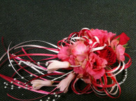 Passionate About Pink Corsage