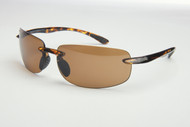 +2.0 Newport Tortoise Sun-Reader Polarized Sunglasses