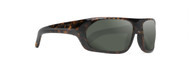 Nassau Tortoise with G15 Green Polarized Lenses
