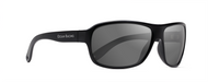 Classic rectangular 8 base curve lens in a frame designed for a woman's face.