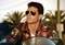 man wearing aviator sunglasses
