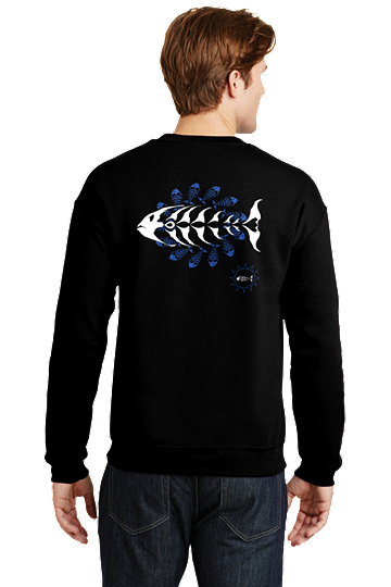 Outer Banks Bone Fish Sweatshirt