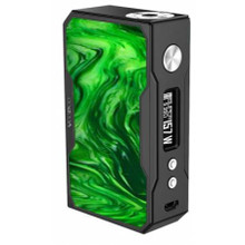 Voopoo Black DRAG Resin 157W TC Mod | Vapeking