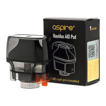 Aspire Nautilus AIO Pod Replacement | Vapeking