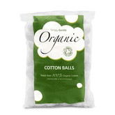 100% Organic Cotton Balls - 5 Pack