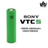 Sony US18650 VTC5 High Drain battery | VapeKing