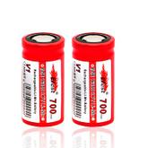 Efest 16340 IMR Battery - Button Top | VapeKing