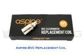 Genuine Aspire Bottom Vertical Coil (BVC Replacement Coil) | VapeKing
