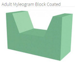 Adult Myleogram Block Coated - YCAW