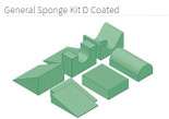 General Sponge Kit D Coated - YSGD