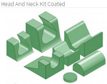Head & Neck Kit Coated - YSHA