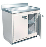 Lead Lined Preparation Enclosure Base Cabinet