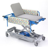 MRI Adjustable Height Pediatric Stretcher