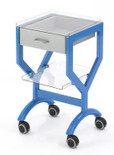 MRI Instrument Cart with Drawer