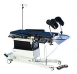 Urology C-Arm Table, 115 VAC.  Fully equipped for image-guided urologic procedures.