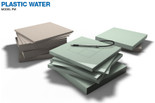 Plastic Water Slabs (CIRS)