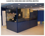 Clear-Pb® Shielding and Control Booths