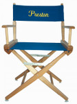 DIRECTORS CHAIR - CHAIR HEIGHT