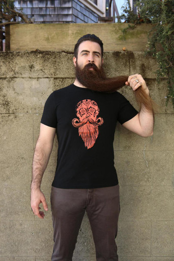 Glow Live Long Beard Longer Black