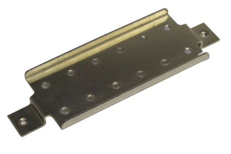 mini 6 x 6 humbucker baseplate with 3 48 mounting holes. Black Bedroom Furniture Sets. Home Design Ideas