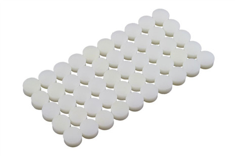 50 pack White dot inlays