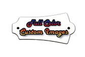 Custom Personalized Truss Rod Cover w/ your picture or logo for Guild guitars