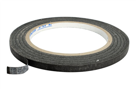 Black Paper Pickup Coil Tape 6mm