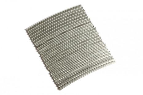 Stainless Steel Jescar FW58118-S fretwire