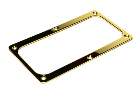 gold plated metal bass pickup mounting ring for gibson thunderbird bass guitar philadelphia. Black Bedroom Furniture Sets. Home Design Ideas