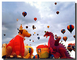 Balloon Festival Posters