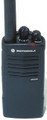 The Motorola RDU4100 two way radio offers 10 channels and 4 watts of power, providing coverage for up to 350,000 square feet or 30 floors. Plus it has a Die cast metal chassis.