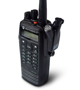 Now you can pair your Cell phone and Two Way radio together on the same wireless bluetooth headset.  The BT 583 by PrymeBlu works with the Motorola TRBO series compatible radios including: XPR6300, XPR6500, and XPR6550.