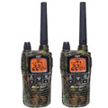 Midland Radios GXT860 Value Pack series has eVox, NOAA, Weather Scan, 5 watts, 42 CH,vibra alert, value pack including headsets.
