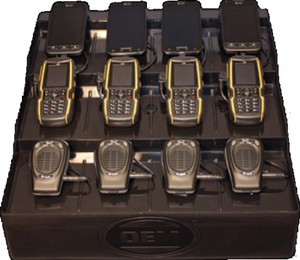 Klein Fuelpad 12 Multi Unit Charging Station And Tray For