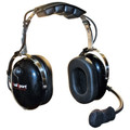 OEM Dual Sport model by Klein is a Dual Muff, Noise Reduction Headset with PTT & Swivel Boom. Built tough for high-noise conditions such as Athletics, Warehouse, Events, Racing, etc.