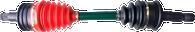 "3.5"" Long Travel CV Axle for 3RD GEN 4Runner & 1st GEN Tacoma Part # LACC95503LT3.5"