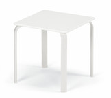 "Telescope Casual 18"" Square Marine Grade Polymer End Table"