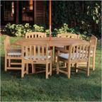 Chadwick Round 6-Seat Dining Set