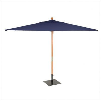 Sunbrella 10' Rectangle Market Umbrella