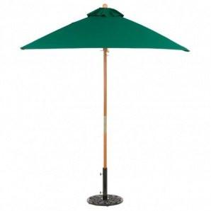 Oxford Garden Sunbrella 6' Square Market Umbrella