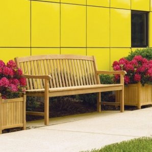 Oxford Garden Chadwick 6' Bench